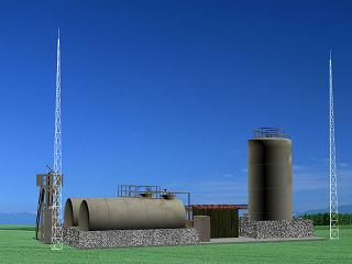 GFL系列避雷塔、各种尺寸避雷塔