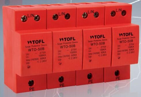 名称:南京王统WTO系列浪涌保护器
