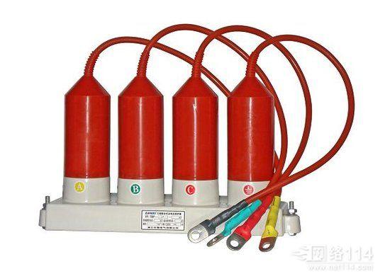 TBP-B-12.7F/85过电压保护器10KV