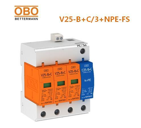 OBO V25-B+C/3+NPE-FS bwin下载app器