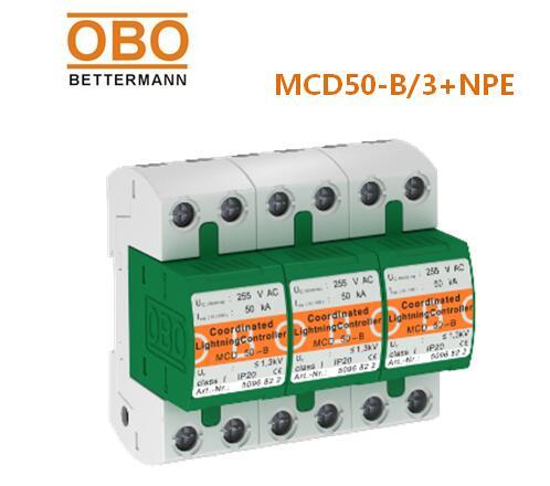 OBO MCD50-B 3 5096822 bwin官方网站唯一正版入口电涌保护器