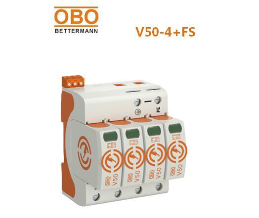 OBO-V50-4+FS 浪涌保护器 ;